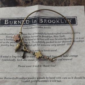 Burned in Brooklyn bangles